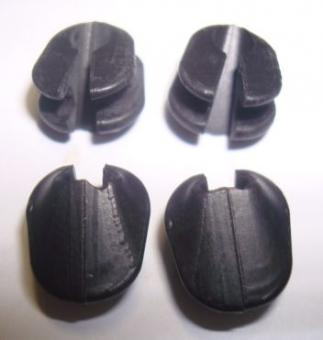 CAMPAGNOLO EPS  Gummistopfen (CG-CS001EPS), 4 Stück