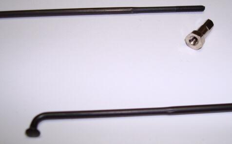 CAMPAGNOLO VENTO  Speichen-Mini-Kit, schwarz