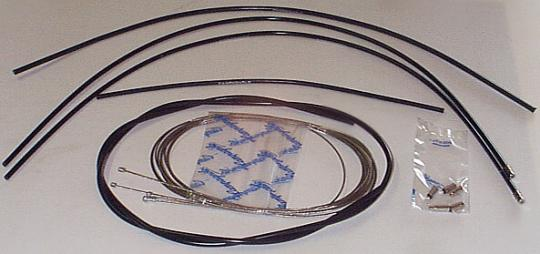 CAMPAGNOLO Kabelsatz f. Ultrashift Ergopower-Griffe, sc