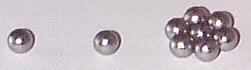 CAMPAGNOLO Kugeln für HR, linke Seite, 6,35 mm