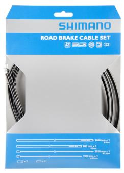 SHIMANO DURA ACE (BR-7900)  Bremszugset, schwarz