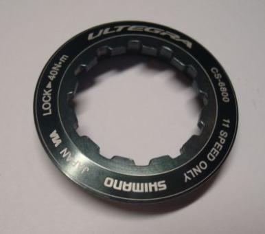 SHIMANO ULTEGRA (CS-6800)  Abschlußmutter für 11 Zähne