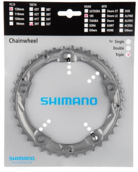 SHIMANO 105 (FC-5703)  Kettenblatt, 39 Zähne