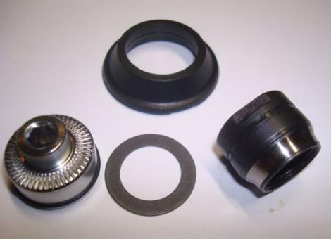 SHIMANO DEORE XT (FH-M770)  Konus-Set, links