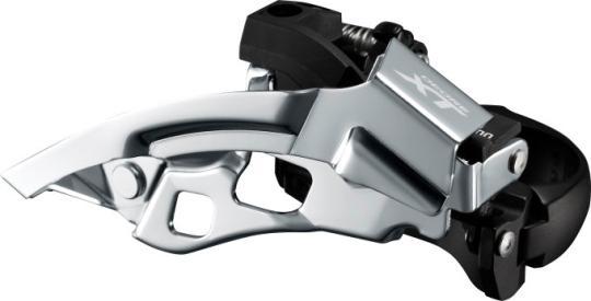 SHIMANO DEORE XT (FD-T8000)  Umwerfer, TS, DP