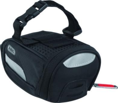 ABUS ST 2085  Satteltasche mit Klettband