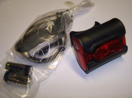 B&M IXBACK  Batterie-Diodenrücklicht