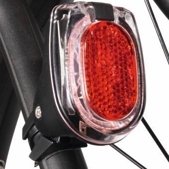 B&M SECULA PLUS  LED-Dynamo-Rücklicht, Strebenmontage