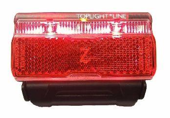 B&M TOPLIGHT LINE SENSO  Batterie-Rücklicht,