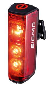 SIGMA SPORT BLAZE  Diodenrücklicht mit Bremslichtfunktion