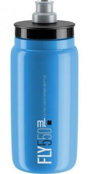 ELITE FLY 2019  Trinkflasche, blau,