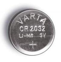 CICLOSPORT CR2032  Batterie