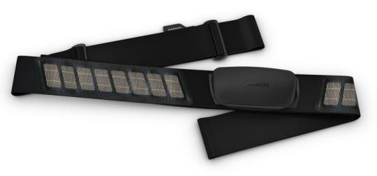 GARMIN PREMIUM  Pulsfrequenzsensor mit textilem Brustgu