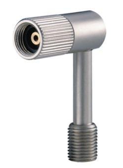 TOPEAK PRESSURE RITE  Winkeladapter