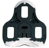 LOOK KéO  Pedalplatten, schwarz, ohne Bewegungsfreiheit