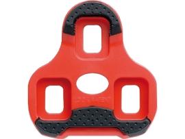 LOOK KéO GRIP  Pedalplatten, rot, mit Bew