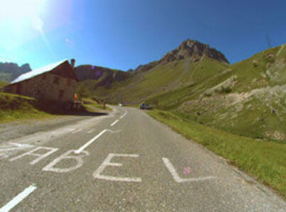 TACX Alpen Classic 2007 - France  RealLife-Video
