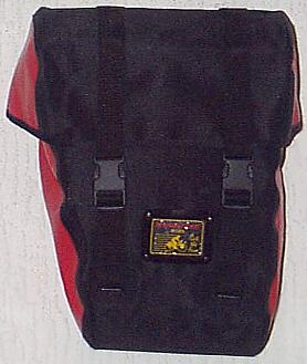 HABERLAND AQUARIUS  Einzeltasche mit Rollversc