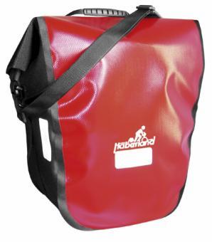 HABERLAND HAZWOO  Einzeltasche, rot