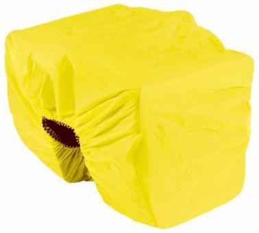 HABERLAND Regenschutz doppelt, gelb