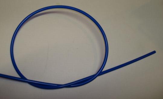YPK STI-Schaltzughülle, blau