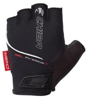 CHIBA GEL PREMIUM 2017  Handschuhe, schwarz,