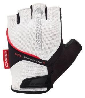 CHIBA GEL PREMIUM 2017  Handschuhe, weiß, M