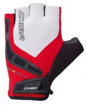 CHIBA BIOXCELL  Handschuhe, rot,