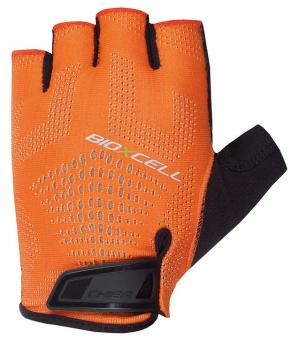 CHIBA BIOXCELL Super Fly  Handschuhe, orange,