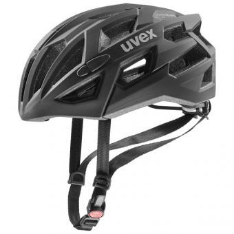 UVEX RACE 7  Sturzhelm, schwarz-matt,