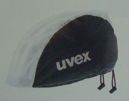 UVEX RAINCAP BIKE  Regenschutz, weiß-schwarz,