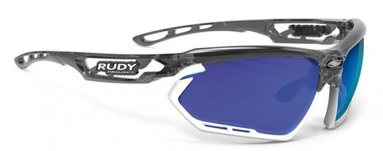 RUDY PROJECT FOTONYK  Sonnenbrille, crystal graphite - ML blue