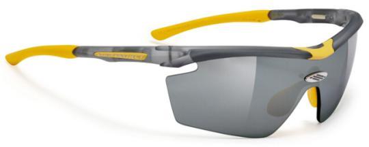 RUDY PROJECT GENETYK  Sonnenbrille, frozen ash - laser