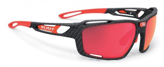 RUDY PROJECT SINTRYX  Sonnenbrille, carbonium - Polar 3FX HDR Multilaser Red