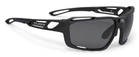 RUDY PROJECT SINTRYX  Sonnenbrille, matte black - Polar3FX grey laser