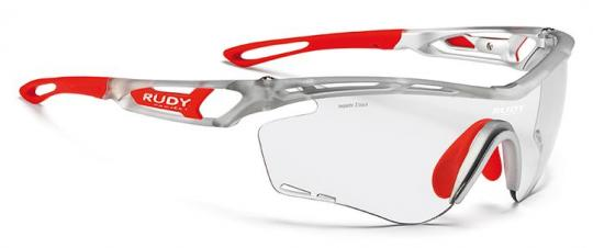 RUDY PROJECT TRALYX  Sonnenbrille, ice silver matte - I