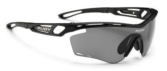RUDY PROJECT TRALYX  Sonnenbrille, matte black - smoke