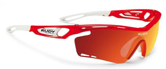 RUDY PROJECT TRALYX  Sonnenbrille, red fluo - multilase