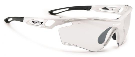 RUDY PROJECT TRALYX  Sonnenbrille, white gloss - Impact