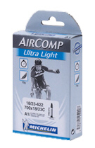 MICHELIN A1 AIRCOMP ULTRA LIGHT  Schlauch, 18/23-622