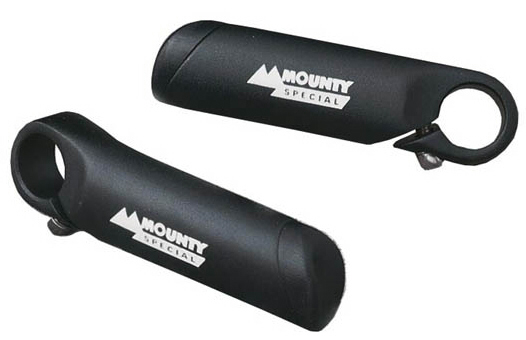 MOUNTY POWER-ENDS  Bar Ends