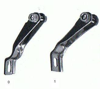 SCHMIDT Scheinwerferhalter, 39 * 62 mm