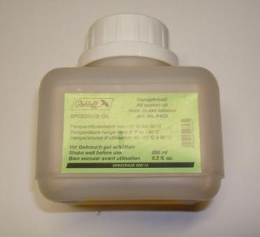 ROHLOFF Ganzjahresöl, 250 ml + Spülöl, 250 ml