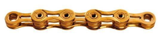 KMC X 9 SL Ti-N  Kette, 9fach, gold
