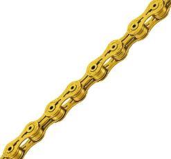 KMC X 11 SL  Kette, 11fach, gold