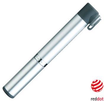 TOPEAK MICRO ROCKET Alu  Minipumpe aus Aluminium
