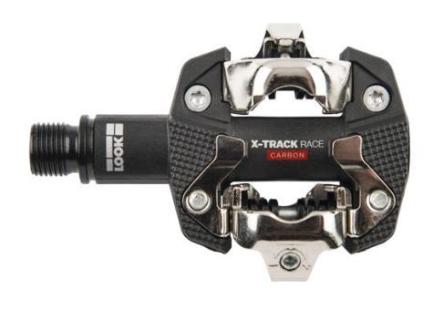 LOOK X-TRACK Race Carbon  Pedale, schwarz
