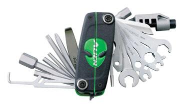TOPEAK ALIEN 3  Miniwerkzeug mit 25 Funktionen