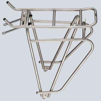 TUBUS COSMO  Hinterradgepäckträger, silber