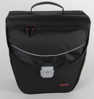 HABERLAND TOURING 6000  Einzeltasche, Haken, schwarz